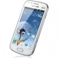 Samsung Galaxy S Duos White (S7562)